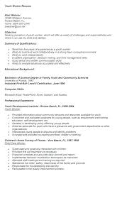 Working With At Risk Youth Cover Letter Cover Letter For Working With Youth