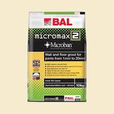 Bal Micromax2 Grout Jasmine 10kg