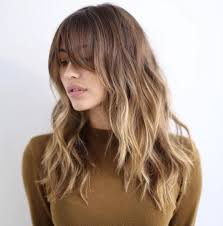 Hairstyle Bang 12 hairstyles that will make you want bangs again long layered 8594 by stevesalt.us