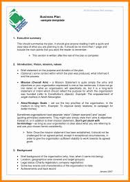 Business Plan Cover Letter Sample Letters Samples Cmerge