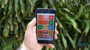 Hands on with Micromax Canvas Win W121 ...