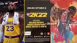 NBA 2K22 RELEASE DATE FINALLY REVEALED ...