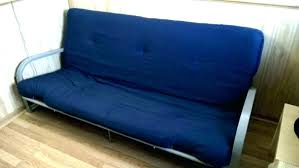 better homes and gardens living rooms new wood arm futon