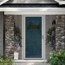 storm doors exterior doors the home