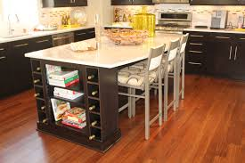 Image of: Stool Kitchen Island Table Ikea