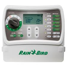 rain bird 6 station sst600in indoor simple to set irrigation timer