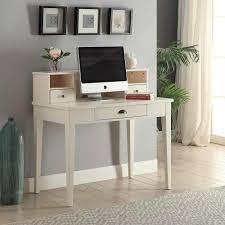 white desk with hutch. Modren Desk USL Claire White Desk With Hutch With
