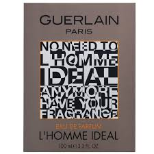 <b>Guerlain L'Homme Ideal Eau</b> de Parfum Spray 100ml / 3.3 fl.oz ...