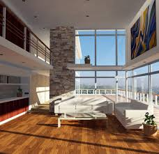 extraordinary art deco painting mixed with see through glazed wall plus cool interior design ideas amazing home office interior