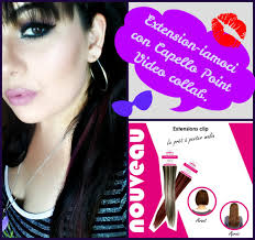 Extensions Per Capelli Con Clip Come Si Applicano Tutorial