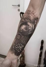 Okrasné Písmo Tetování Písmo Galerie