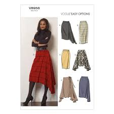 Vogue Skirt Patterns
