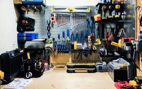 easy tool storage organization solution