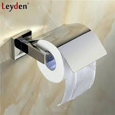 hand towel holder brushed nickel. Brushed Nickel Paper Towel Holder Toilet Cover Stainless Steel  Wall Mounted Chrome . Hand