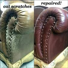 how to fix scratches in leather leather couch repair cat scratches couch repair cat scratches leather