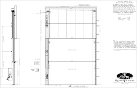 Illustrations And Drawings Electric Power Door - Exterior door thickness