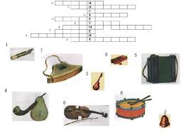 ребусы про музыкальные инструменты с ответами Августа  referat na temu muzykalnye sposobnosti na duhovyh instrumentah