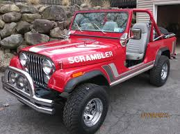1982 jeep cj rust free california arizona scrambler cj8 in ny great condition drives great