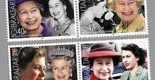 Risultati immagini per queen elizabeth stamps