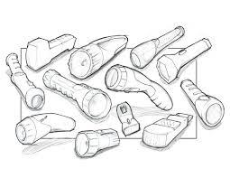 Flashlight Design Concepts Image Result For Flashlight Sketches Industrial Design