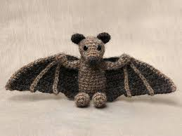 Crochet Bat Pattern