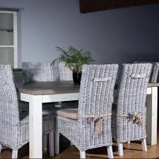 wooden dining set reclaimed wood table modish living rattan dining chairs reclaimed wood extending rattan dining