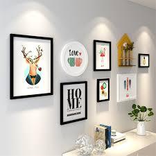 picture frames flower arrangement shelf
