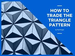 How To Trade Triangle Chart Patterns How To Trade The Triangle Chart Pattern Foxytrades