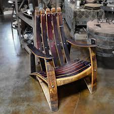 furniture made from wine barrels. Furniture Made From Barrels. Wine Barrel Adirondack Chair Barrels