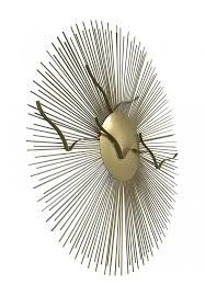 decors contemporary large gold