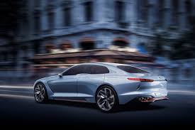 ... Genesis New York Concept (preview For The 2018 G70)