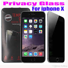 for iphone 8 privacy screen protector shield anti real tempered glass for iphone x galaxy j3 prime j3 2017 j7 2017 with retail package cell phone screen