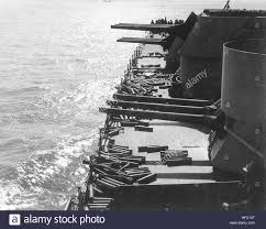 s and s casings on board uss brooklyn cl 40 during sicily invasion