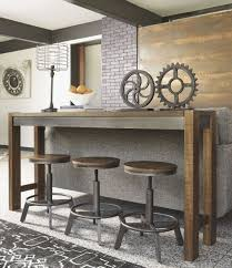 gray dining room table. Dining Room Design Ashley Sets Lovely Torjin Brown And Gray Long Counter Height Table
