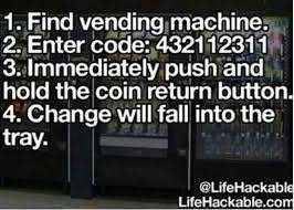 Vending Machine Hack Code 2016 Simple April 48 Christinakosatka