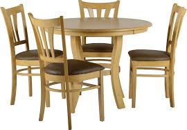 oak veneer dining table. grosvenor 40\ oak veneer dining table