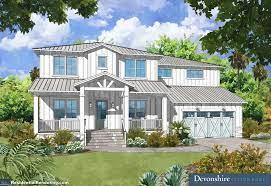 beautiful modern farmhouse on davis islands