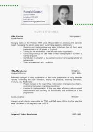 Format For Curriculum Vitae Professional Cv Template Awesome Template Europass Cv Template 19