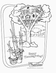 Small Picture Treehouse Coloring Page Color Book