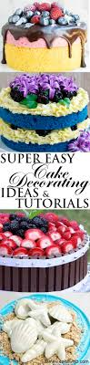 Small Picture Best 25 Beginner cake decorating ideas on Pinterest Icing tips