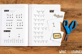 These worksheets help kids learn to use letters to make sounds and words. Phonics Passages By Cvc Word Family