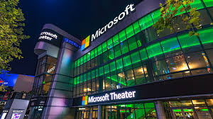 Nokia Live Seating Chart Microsoft Theater L A Live