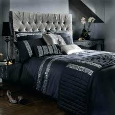 black white and silver king size duvet cover white duvet cover with silver trim previous post