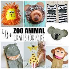 zoo animal crafts 2