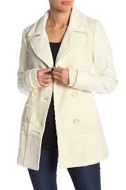 Desigual Size Chart Desigual Lousien Front Button Knit Jacket Hautelook