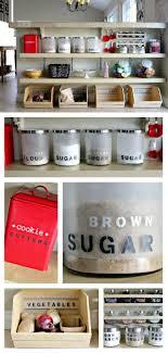 Diy Storage Container Ideas 21 Best Kitchen Organization Ideas Images On Pinterest