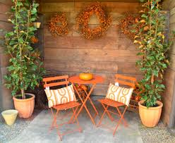 nominated outdoor living spaces