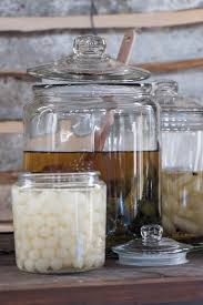 Large Decorative Glass Jars With Lids Large Decorative Glass Jar With Lid for Cookie Sweet Kitchen 26