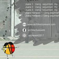 Small Picture SAYEMBARA ARSITEKTUR Hai Sahabat Archevent 2 archevent2017