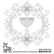 Small Picture hanukkah coloring pages My Hanukkah Menorah Mural consists of a